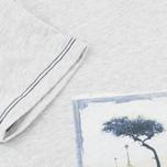 Детская футболка Napapijri K Spill Light Grey фото- 3