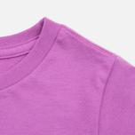 Patagonia Graphic Cotton Children's T-shirt Mock Purple photo- 3
