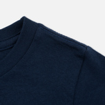 Patagonia Graphic Cotton Children's T-shirt Navy Blue photo- 3