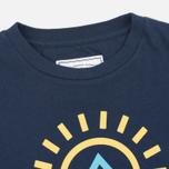 Детская футболка Penfield Elevation Navy фото- 1