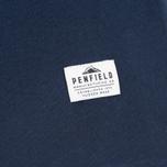 Детская футболка Penfield Elevation Navy фото- 3