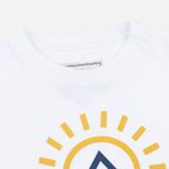 Детская футболка Penfield Elevation White фото- 1