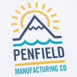 Детская футболка Penfield Elevation White фото- 2