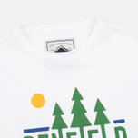 Детская футболка Penfield Treeline White фото- 1