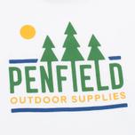 Детская футболка Penfield Treeline White фото- 2