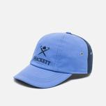 Hackett Logo Children's Cap Blue/Navy photo- 1