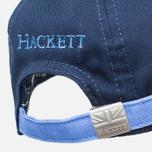 Hackett Logo Children's Cap Blue/Navy photo- 5