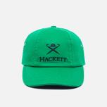 Детская кепка Hackett Logo Green/White фото- 0