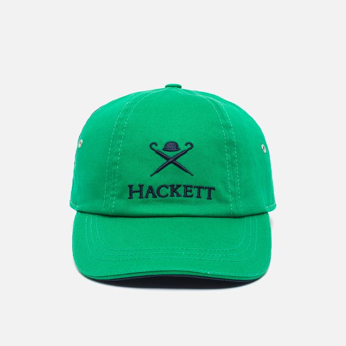 Детская кепка Hackett Logo Green/White