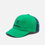 Детская кепка Hackett Logo Green/White фото- 1