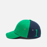 Детская кепка Hackett Logo Green/White фото- 2