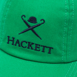 Детская кепка Hackett Logo Green/White фото- 3