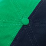 Детская кепка Hackett Logo Green/White фото- 4