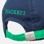 Детская кепка Hackett Logo Green/White фото- 5