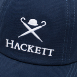 Hackett Logo Children's Cap Navy/White photo- 3