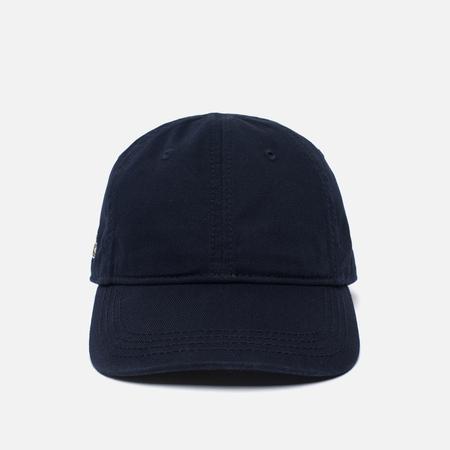 Детская кепка Lacoste Classic Gab Navy Blue