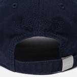 Детская кепка Lacoste Classic Gab Navy Blue фото- 3