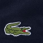 Детская кепка Lacoste Classic Gab Navy Blue фото- 4