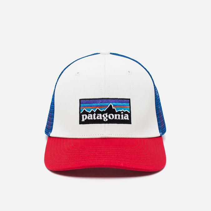 Детская кепка Patagonia Trucker White