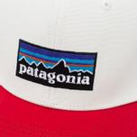 Детская кепка Patagonia Trucker White фото- 3