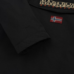 Детская куртка анорак Napapijri K Rainforest 1 Black фото- 4