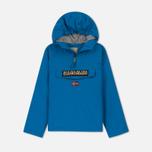 Детская куртка анорак Napapijri K Rainforest 1 Mountain Blue фото- 0