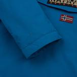 Детская куртка анорак Napapijri K Rainforest 1 Mountain Blue фото- 4