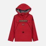 Детская куртка анорак Napapijri K Skidoo 1 Sparkling Red фото- 0
