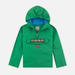 Детская куртка анорак Napapijri Rainforest Summer Stern фото- 0