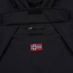 Детская куртка анорак Napapijri Skidoo A Black фото- 3