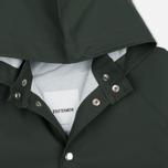 Детская куртка дождевик Stutterheim Stockholm Mini Green фото- 2