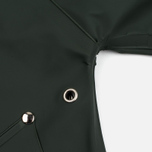 Детская куртка дождевик Stutterheim Stockholm Mini Green фото- 4