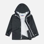 Детская куртка дождевик Penfield Kingman Weatherproof Black фото- 1