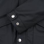 Детская куртка дождевик Penfield Kingman Weatherproof Black фото- 7