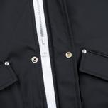 Детская куртка дождевик Penfield Kingman Weatherproof Black фото- 4