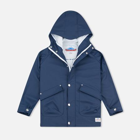 Penfield Kingman Weatherproof Children's Rain Jacket Navy