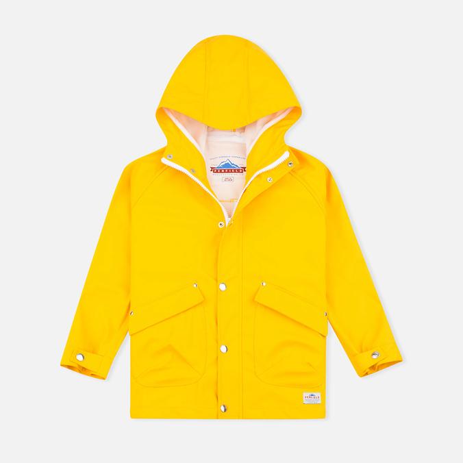 Детская куртка дождевик Penfield Kingman Weatherproof Yellow