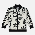 Детский костюм adidas Originals x Mini Rodini Superstar Tracksuit White/Black фото- 0