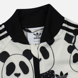 Детский костюм adidas Originals x Mini Rodini Superstar Tracksuit White/Black фото- 1