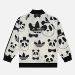 Детский костюм adidas Originals x Mini Rodini Superstar Tracksuit White/Black фото- 3