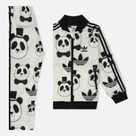 Детский костюм adidas Originals x Mini Rodini Superstar Tracksuit White/Black фото- 7