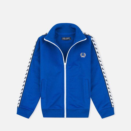 Fred Perry Laurel Wreath Tape Track Children's Track Jacket Regal