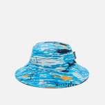 Детская панама Patagonia Sun Bucket Fishy Fun/Electron Blue фото- 2