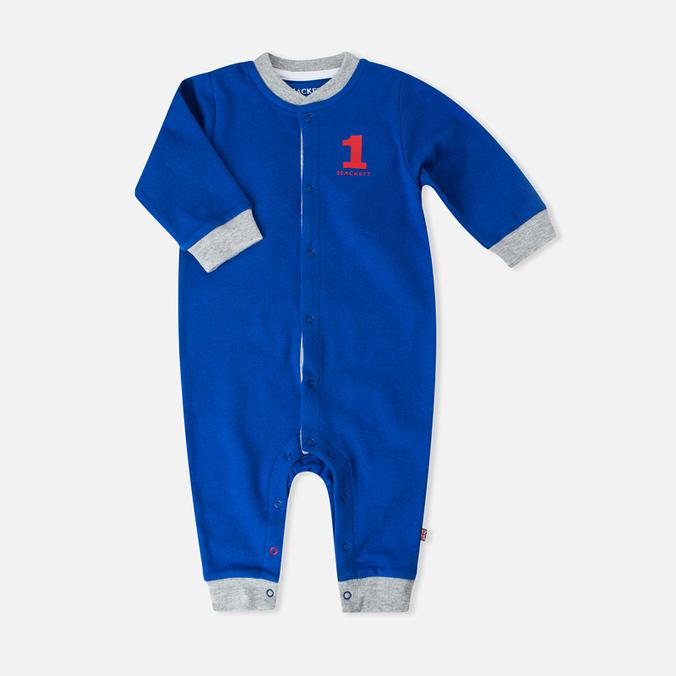 Детский комбинезон Hackett №1 Bright Blue