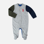 Детский комбинезон Hackett Coverall Grey/Multicolour фото- 0