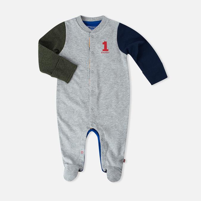 Детский комбинезон Hackett Coverall Grey/Multicolour