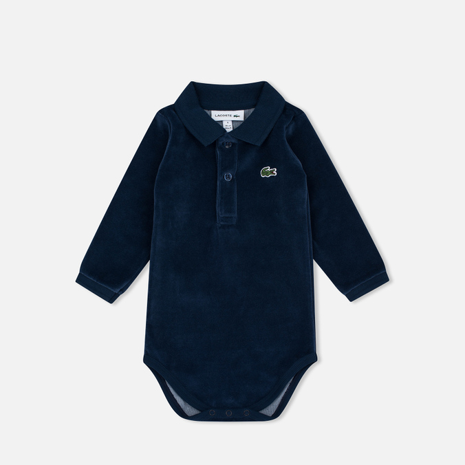 Детская пижама Lacoste Boys Body Suit Navy