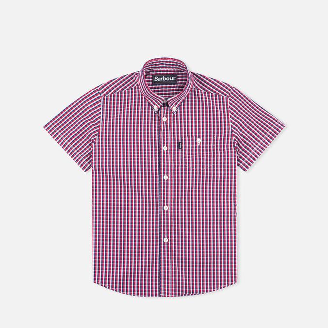 Детская рубашка Barbour Brody Red