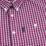 Детская рубашка Barbour Brody Red фото- 2