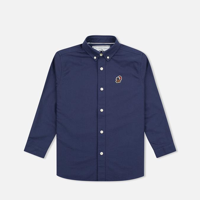 Детская рубашка Penfield Brookvale Navy